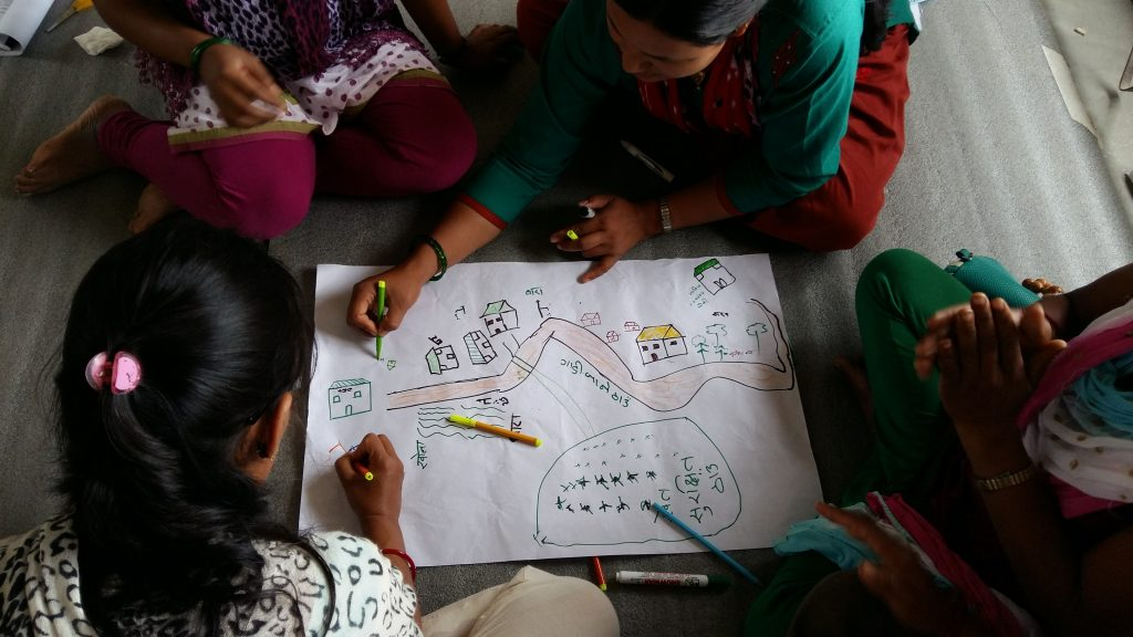 Credit: Colorado Uni - group session community mapping_July 2015