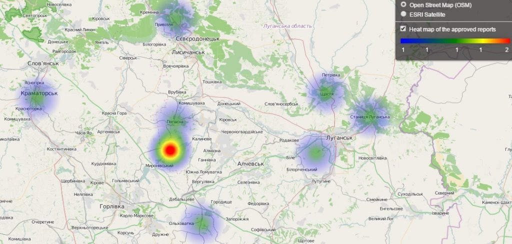Testing-Public-Map