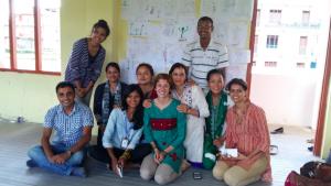 Nepal Clinical Team