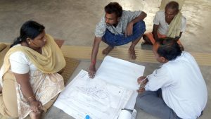 Community involvement in post disaster needs assessment is crucial from all angles. The disaster recovery efforts after cyclone Phailin by civil society organizations laid significant emphasis on participatory approaches in designing and implementing recovery projects. AIDMI.