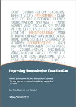 humanitarian-coordination-alnap