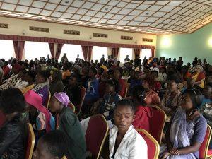 Community Concert, Bukavu. Credit Darcy Ataman, MMM.