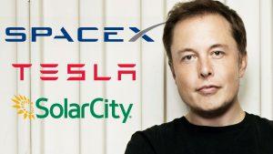Elon Musk - serial innovator