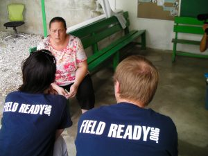 Field Ready carries out assessment of health facility in Haiti