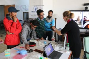 Field Ready training in Nepal