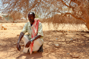 Drought in Somaliland. OXFAM, East Africa