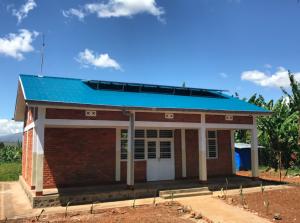Mulamba Healing in Harmony Site/Mulamba, rural DRC, photo credit: Darcy Ataman