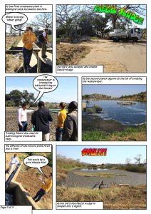 Page 2/ Comic by Johannes Bousek