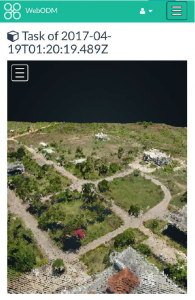 3D view of VirtualSUZA