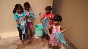 Using innovation to break down barriers to handwashing in
