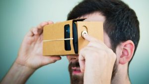 Devices such as Google cardboard could make immersive pre-deployment or induction training both accessible and cost effective enough to transform our conventional view of training