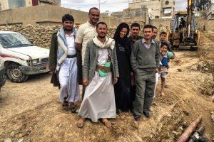 Community Engagement in Yemen
