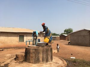 Basic Water Needs, Ghana