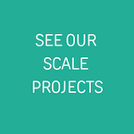 Real projects of scaling innovation in the humanitarian sector