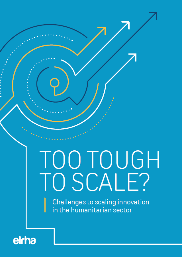 Challenges to scaling innovation in the humanitarian sector